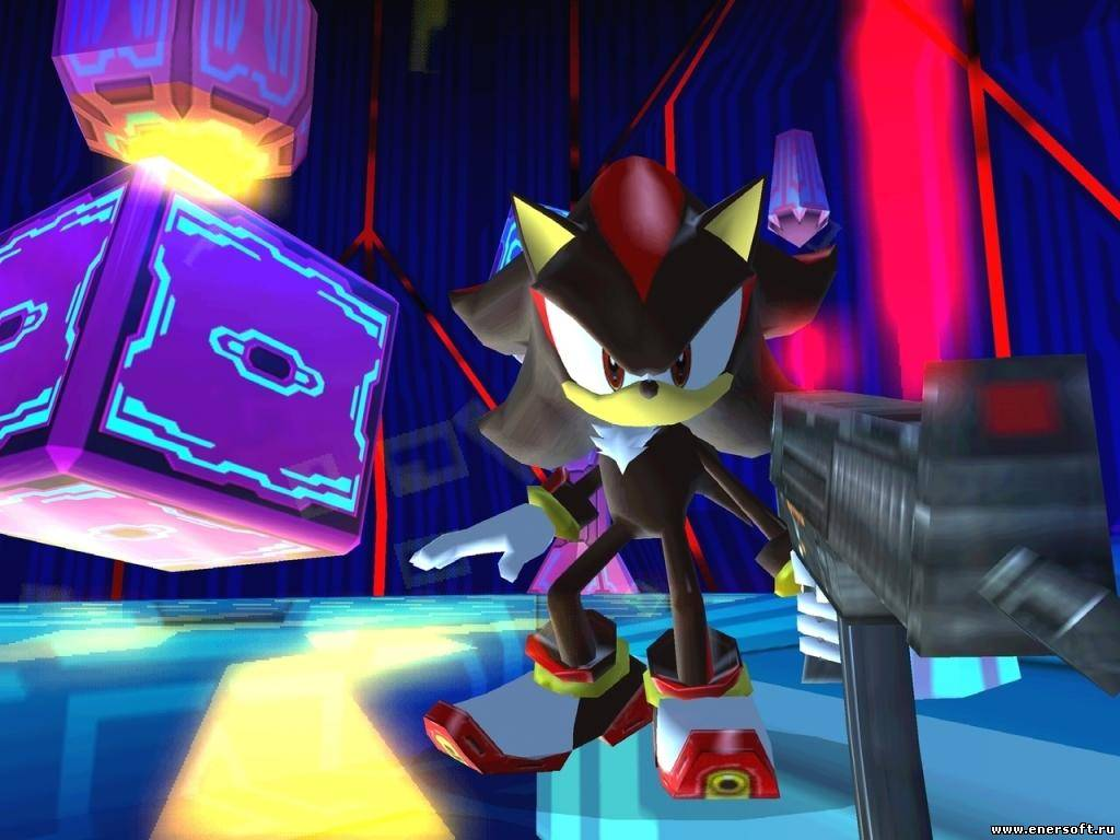 Shadow The Hedgehog Pc